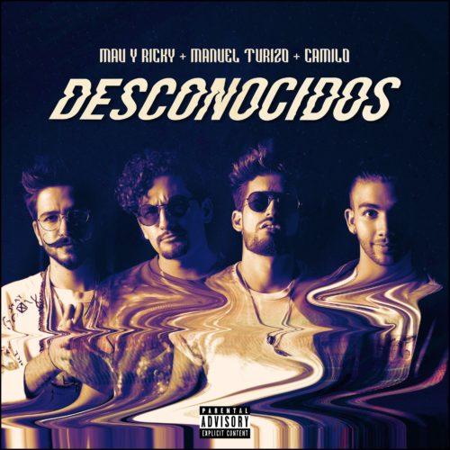 Mau y Ricky ft. Manuel Turizo, Camilo