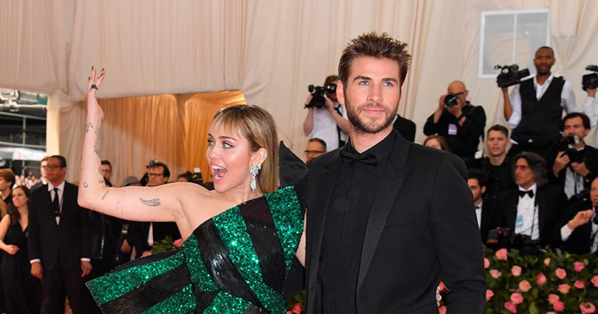 Miley Cyrus se separa de Liam Hemsworth   La Mega