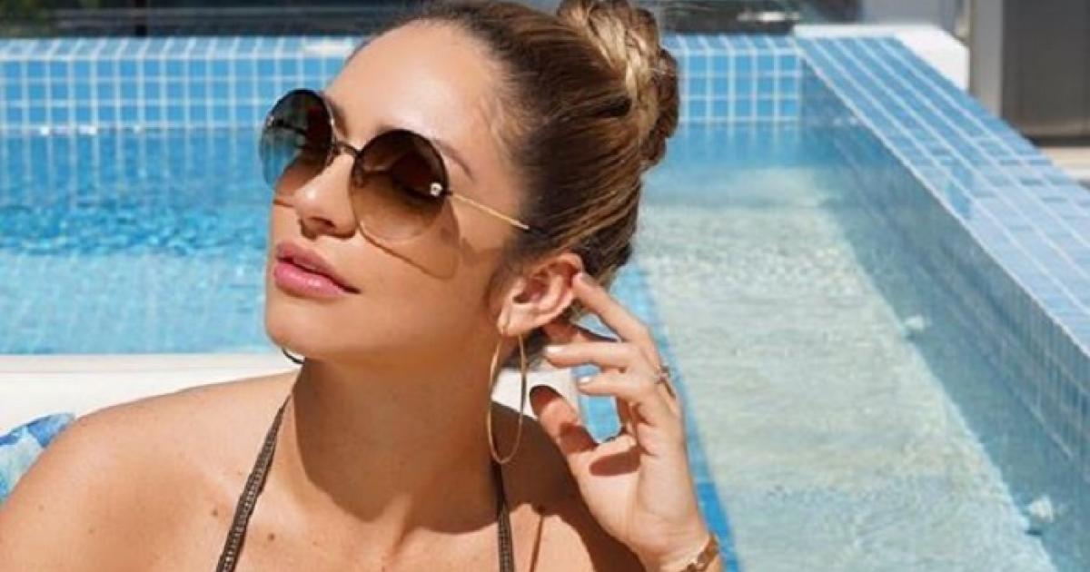f11370000468 Kimberly Reyes impacta con su cuerpazo en bikini   La Mega