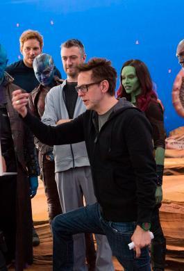 James Gunn vuelve a estar en Guardianes de la Galaxia. vol. 3