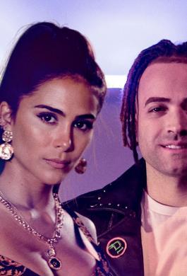 Greeicy Rendón y Nacho juntos en la canción 'Destino'