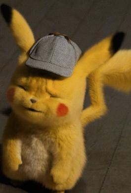 Detective Pikachu, la primera película live action de Pokémon