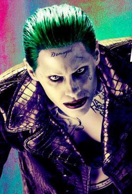 Joker de Jared Leto
