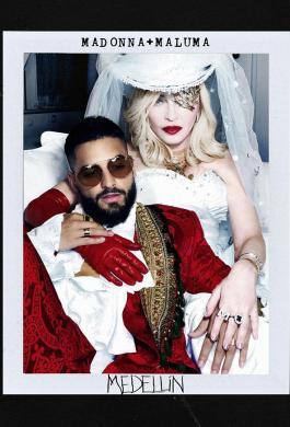 Madonna y Maluma lanzan su canción 'Medellín'
