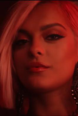 La cantante se unió al dúo musical para crear el tema 'Call you mine'.