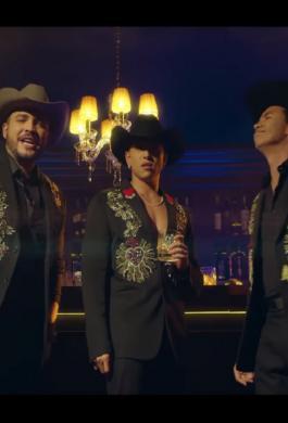 Andy Rivera, Jhonny Rivera y Jessi Uribe