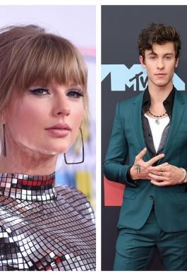 Taylor Swift y Shawn Mendes