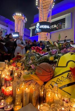 Muerte de Kobe Bryant