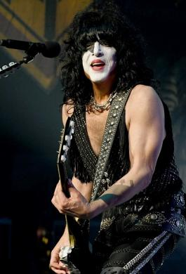 Paul Stanley, vocalista de KISS