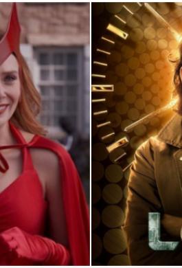 'Wanda Vision' y Loki', series de Marvel