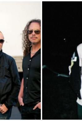 Metallica y J Balvin