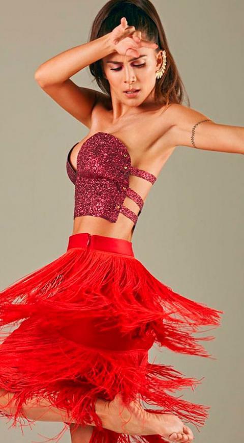 Greeicy Rendon Enciende Las Redes Con Su Nuevo Baile De Bachata La Mega