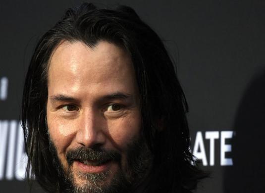 Keanu Reeves le da vida a John Wick, el asesino