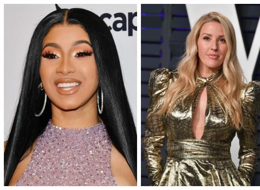 Ellie Goulding reemplazará a Cardi B en Rock in Rio
