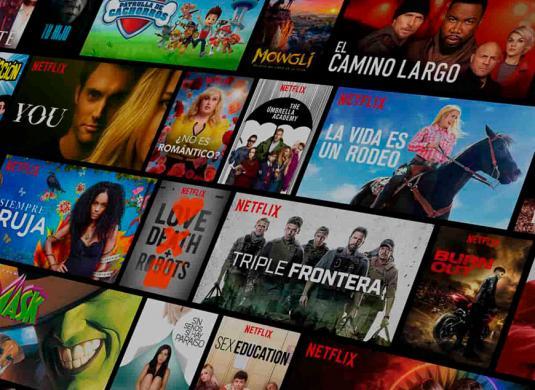 Programación Netflix