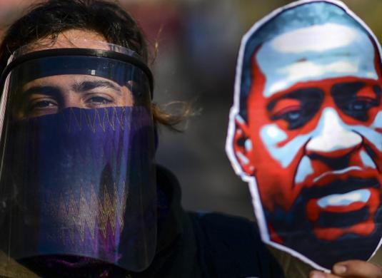 Protestas muerte George Floyd