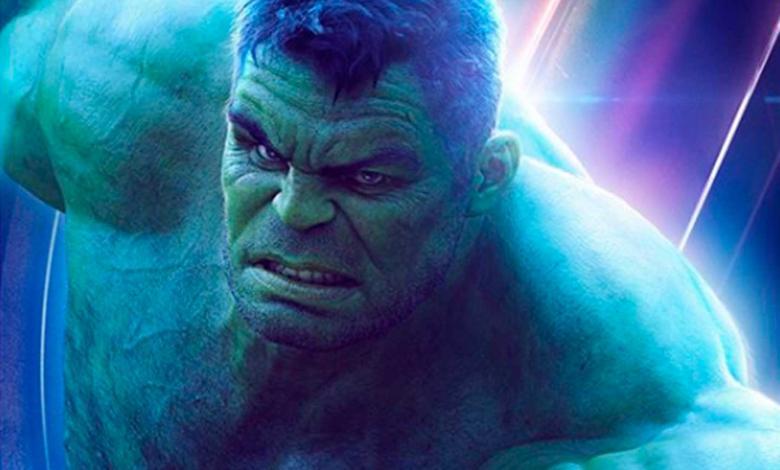 Hulk encararía una vez más a Thanos