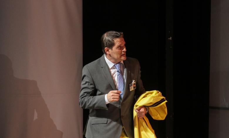 Freddy Stewart Contreras, creación de Fernando Gaitán en 'Yo soy Betty la fea'
