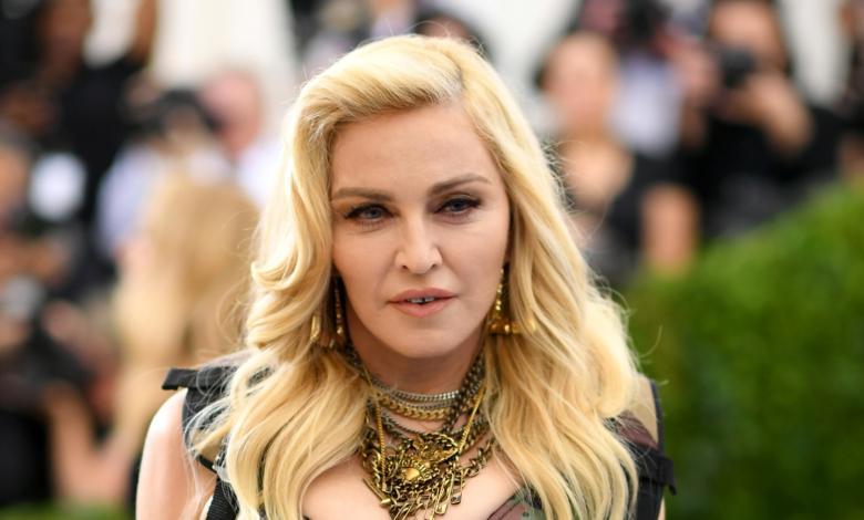 Nuevo look de Madonna