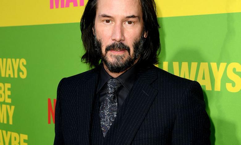Keanu Reeves es un carismático actor