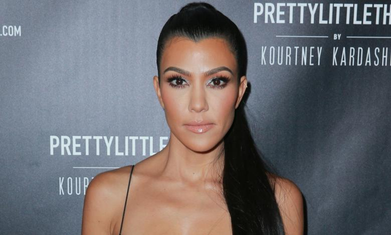 Kourtney Kardashian no quiere estar más en el reality familiar