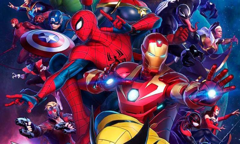 Videojuego Marvel Ultimate Aliance 3