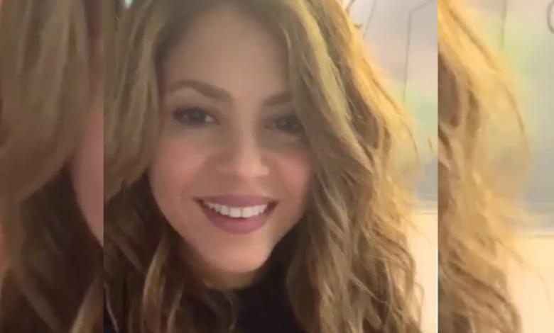 La cantante fue captada junto a su familia por paparazzis