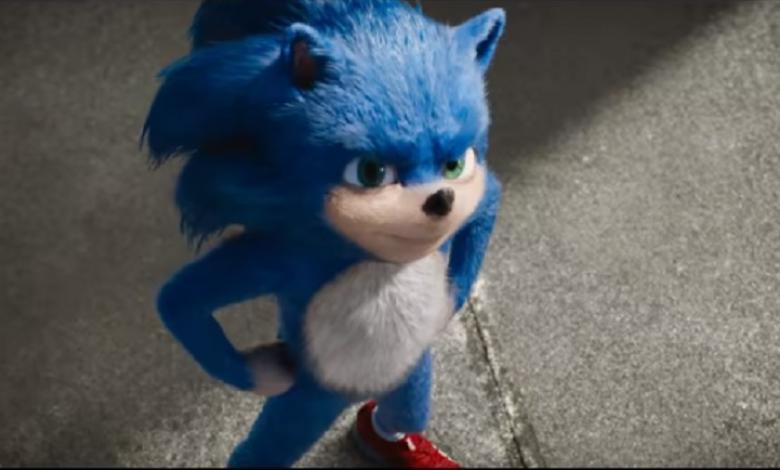 'Sonic The Hedgehog'