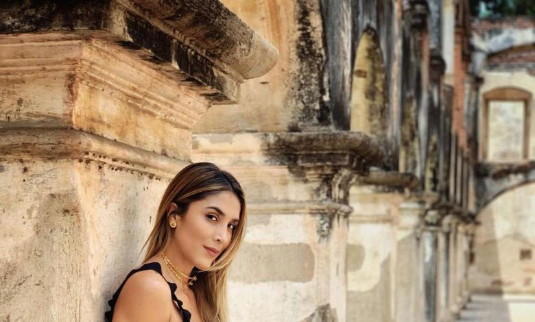 Daniela Ospina tiene un nuevo amor