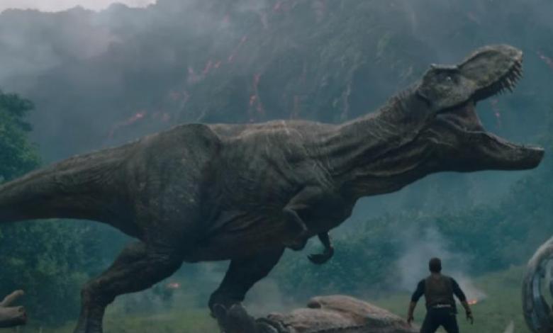 'Jurassic World'