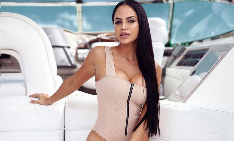 Natti Natasha publica sensuales fotos en Instagram