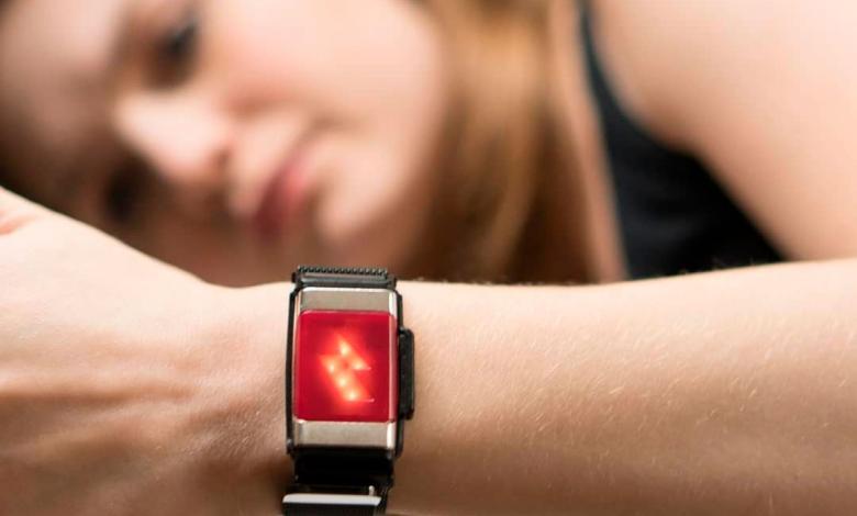Pavlok, pulsera inteligente que da descargas eléctricas
