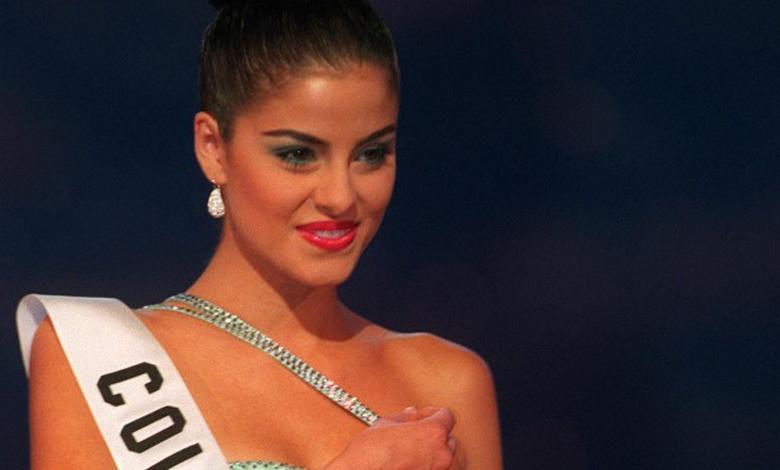 Catalina Acosta es recordada por su título como Señorita Colombia en 1999