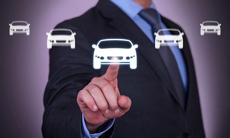 Alquiler de carros con plataforma digital