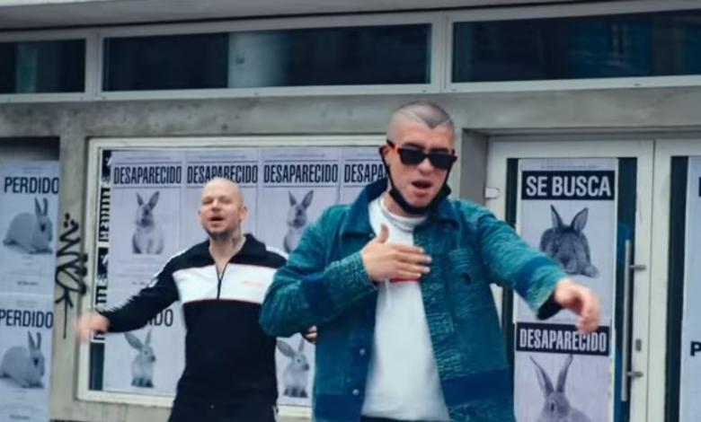Residente y Bad Bunny presentan 'Bellacoso'