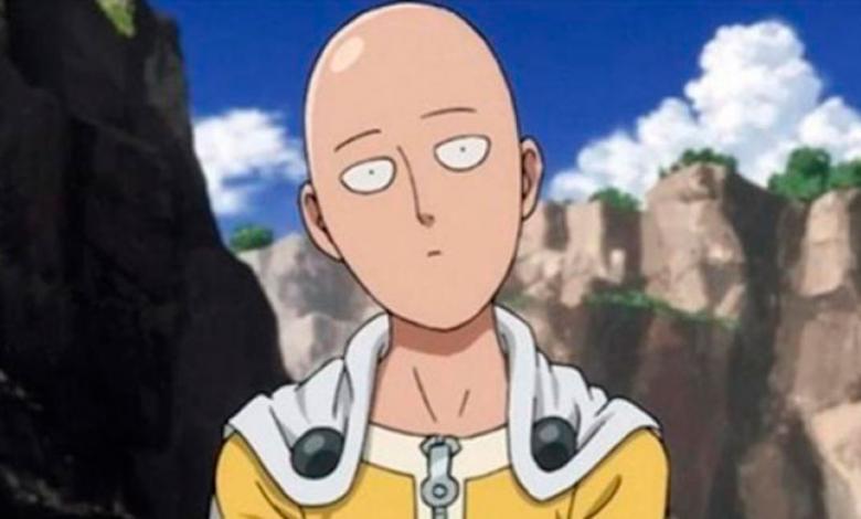 Saitama, protagonista de One Punch Man