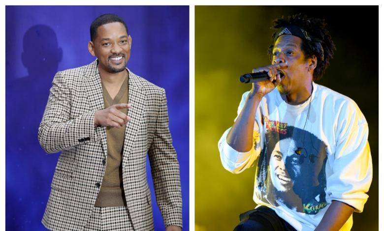 Will Smith y Jay Z