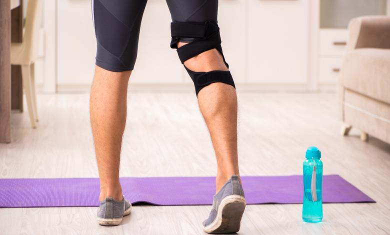 Una persona haciendo ejercicio - Salud