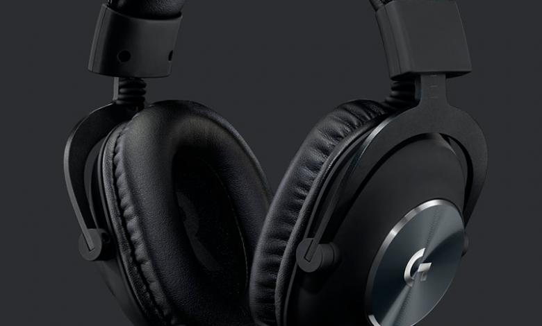 Audífonos Logitech G Pro X son una buena opción para los gamers