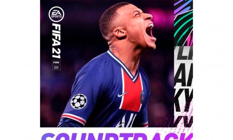 FIFA 21soundtrack