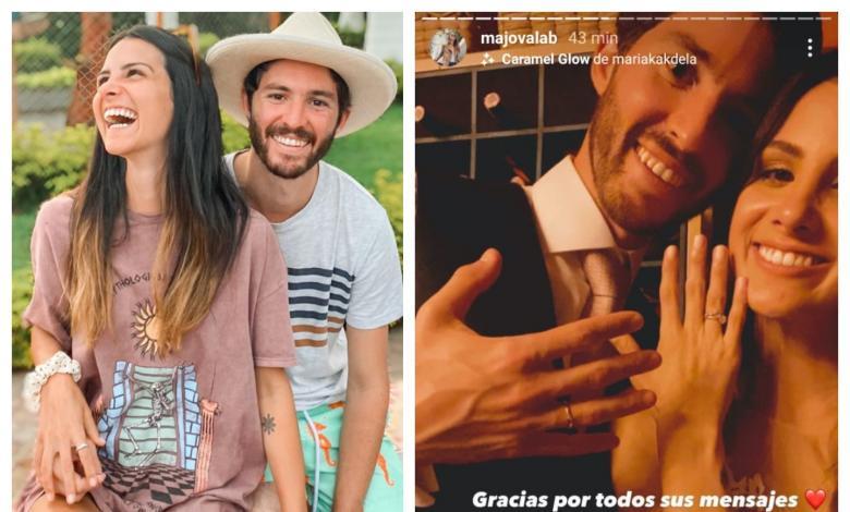 Matrimonio de la hija de Jota Mario Valencia