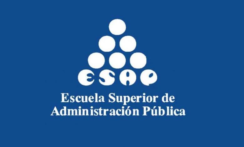 Logo ESAP