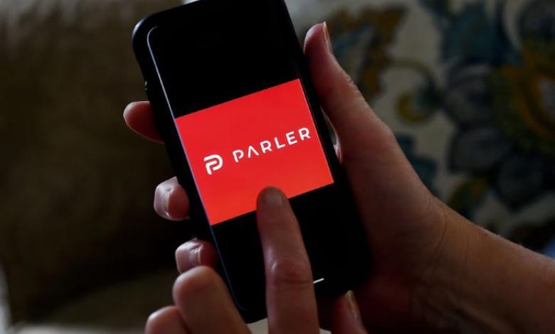 Red social Parler