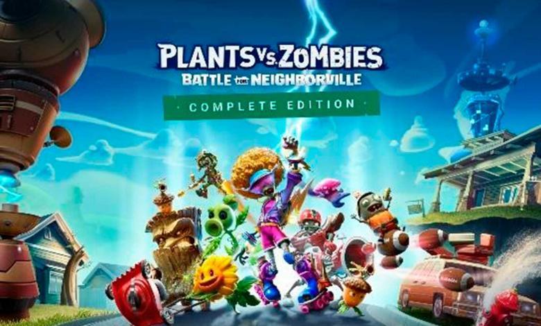 Plantas vs Zombies estará en la Nintendo Switch