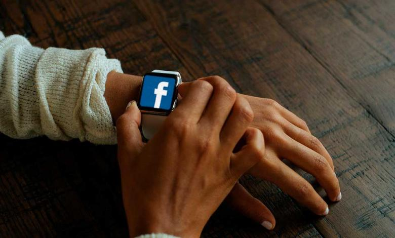 Smartwatch de Facebook