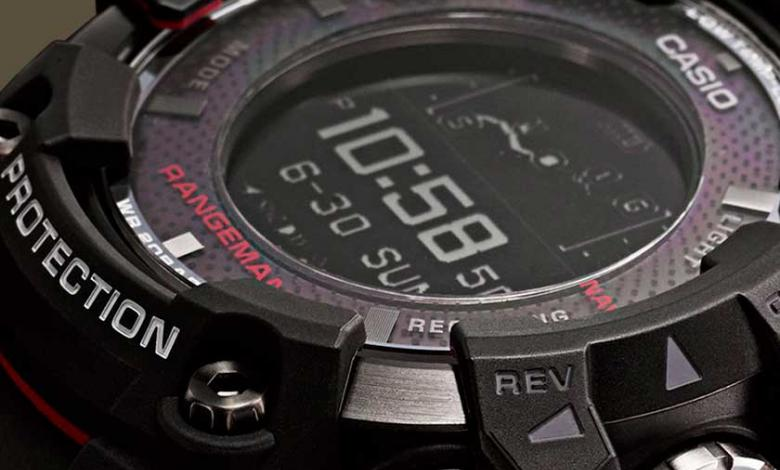 G-Shock GPR-B1000, reloj con sistema GPS