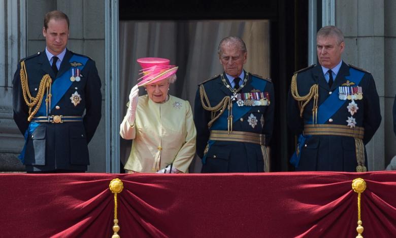 Reina Isabell II / Familia real inglesa