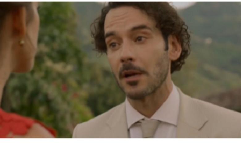 Diego Cadavid en 'Café'