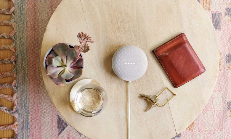 Google Nest Mini, nuevo parlante inteligente
