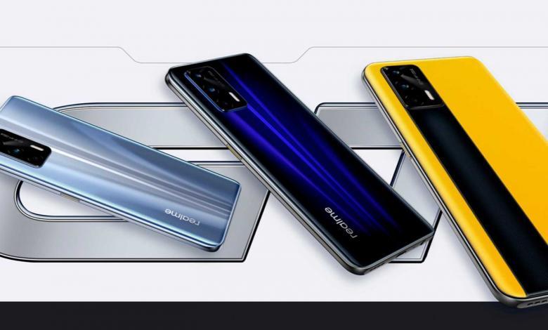 Realme GT, teléfono gama alta con 5G